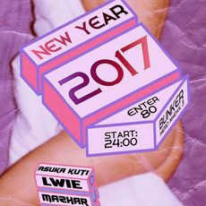 New Year 2017 at Art Centre Bunker