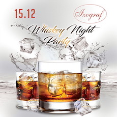 Вечірка Whiskey Night Party