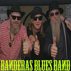 Концерт «Banderas Blues Band»