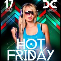 Вечірка Hot Friday @ Dolce club